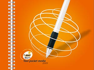 Bic Graphic Europe Catalogue 2005