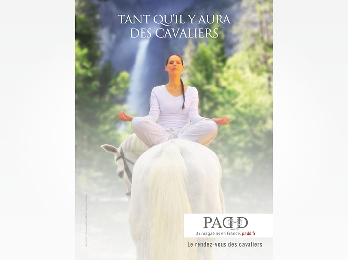 PADD; Campagne publicitaire; 2012