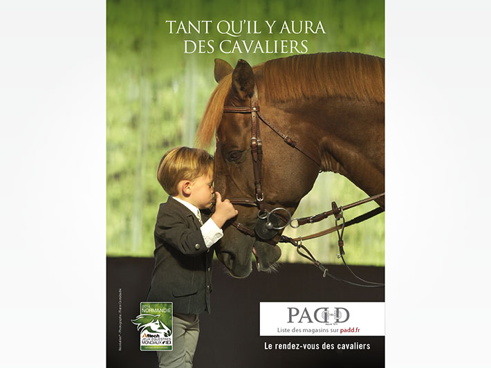 PADD; Campagne publicitaire; 2013